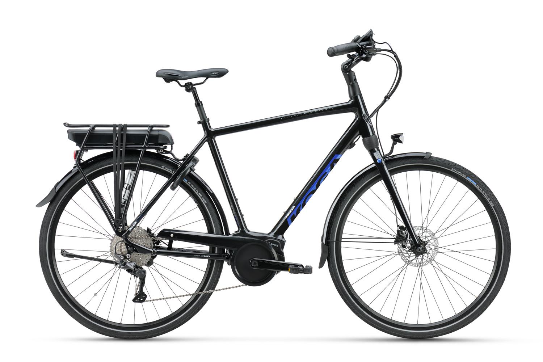 E-inspire Gents 57cm Black-metallic 400Wh