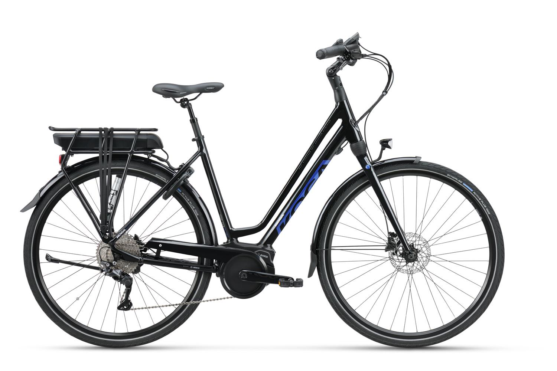 E-inspire Lady 53cm Black-metallic 400Wh