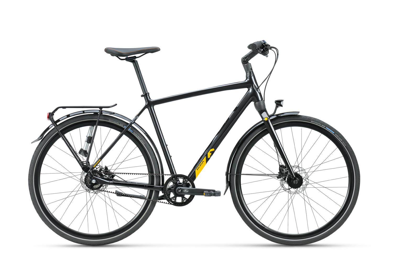 F3 6.0 Gents Off-black Gloss 57cm