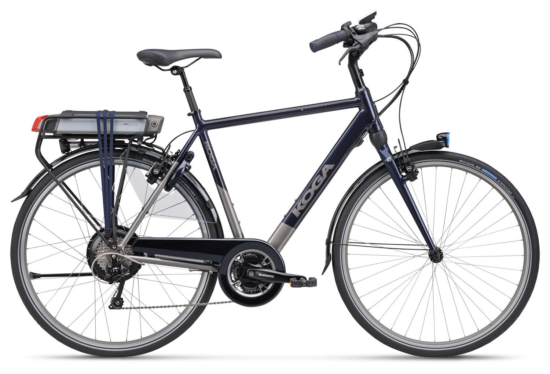 E-Deluxe 300Wh heren 57 cm